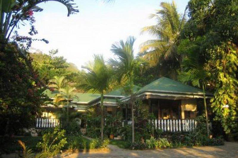 vooraanzicht - Chez Gerard et Francine - Nosy Be - Madagaskar
