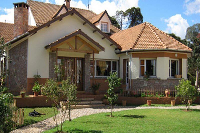 vooraanzicht - Couleur Cafe - Antsirable - Madagaskar
