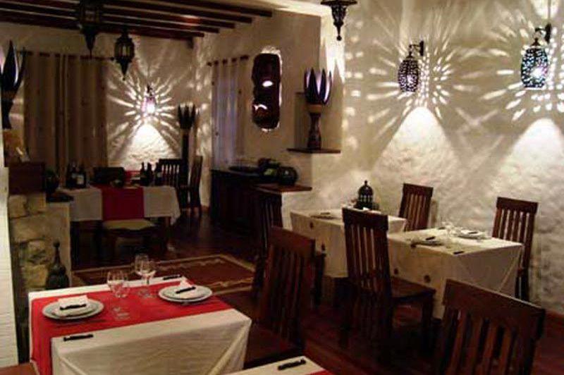 restaurant - The Litchi Tree - Joffreville - Madagaskar
