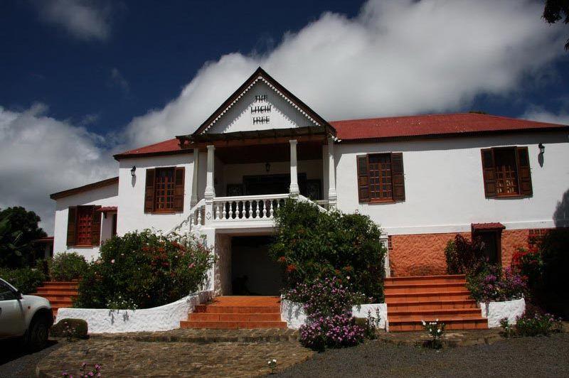 vooraanzicht - The Litchi Tree - Joffreville - Madagaskar