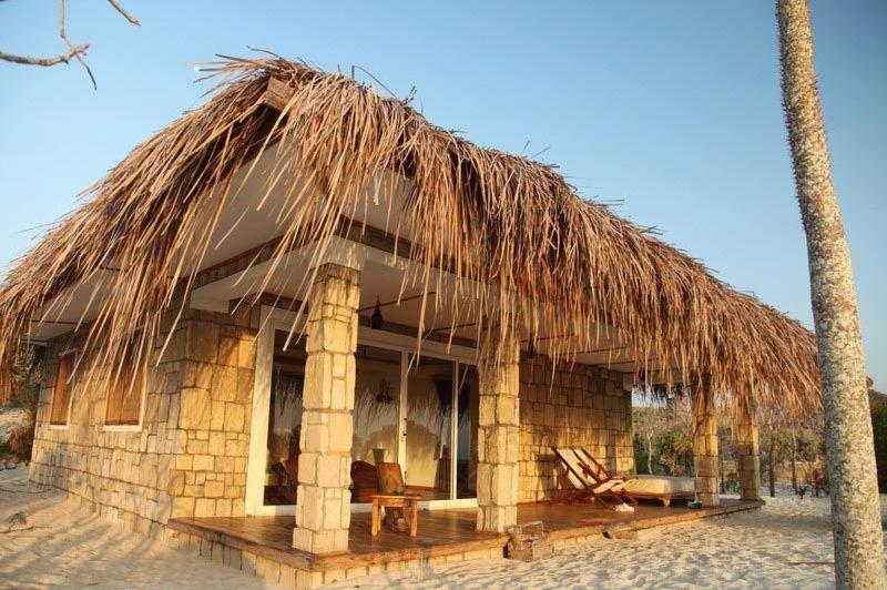 strandbungalow - Ankasy Lodge - Madagaskar - foto: lokaal agent