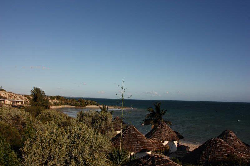 Uitzicht Hotel de la Plage - Hotel de la Plage - Madagaskar - foto: Martijn Visscher