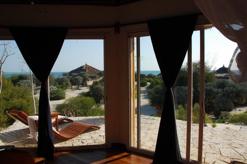 Anakao Ocean Lodge chalet uitzicht - Anakao Ocean Lodge - Madagaskar - foto: Anakao Ocean Lodge