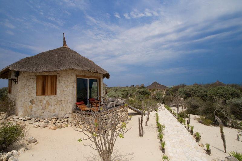 Anakao Ocean Lodge chalet 2 - Anakao Ocean Lodge - Madagaskar - foto: Anakao Ocean Lodge