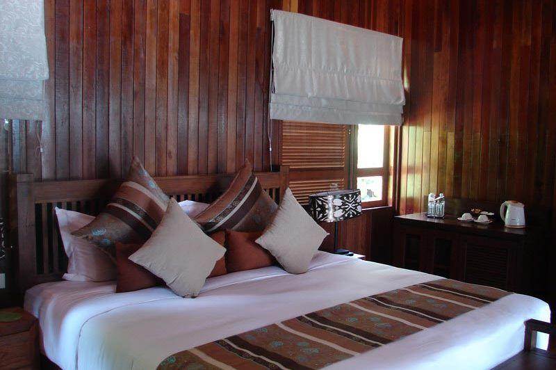 kamer - Bunga Raya Resort - Bunga Raya Kota Kinabalu - Maleisië