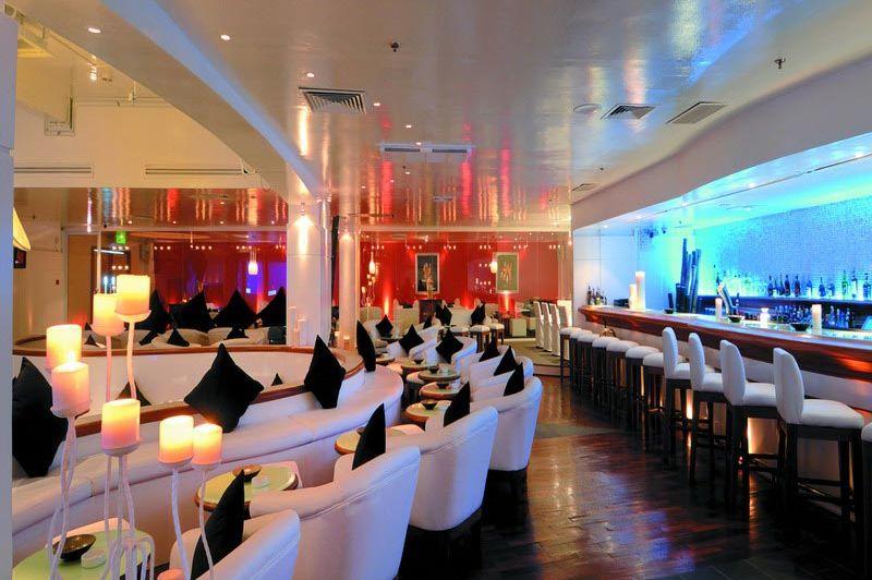 bar - Shangri La's Tanjung Aru - Shangri La's Tanjung Aru Kota Kinabalu - Maleisië