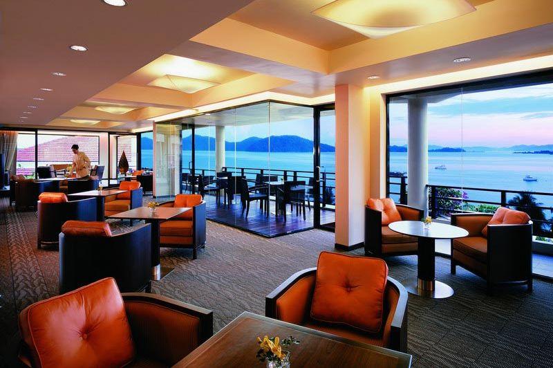 lounge - Shangri La's Tanjung Aru - Shangri La's Tanjung Aru Kota Kinabalu - Maleisië