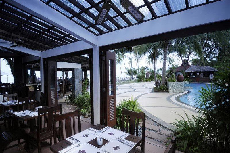 restaurant - Frangipani - Langkawi - Maleisië