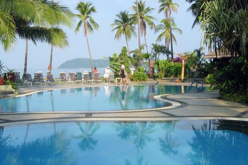 zwembad - Frangipani - Langkawi - Maleisië