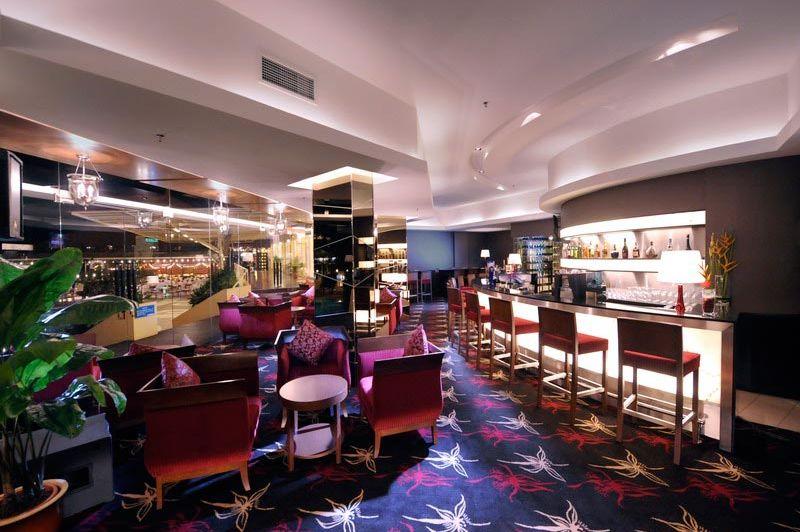 bar - Grand Margherita - Kuching - Maleisië