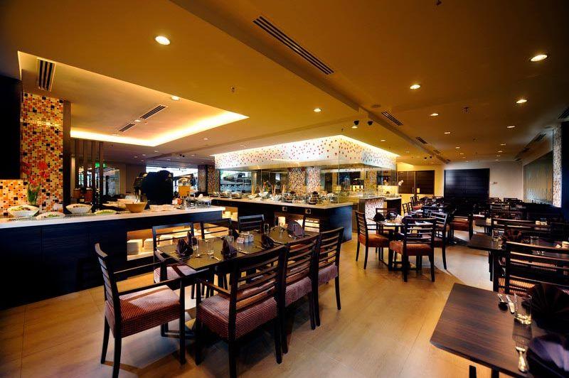 restaurant - Grand Margherita - Kuching - Maleisië