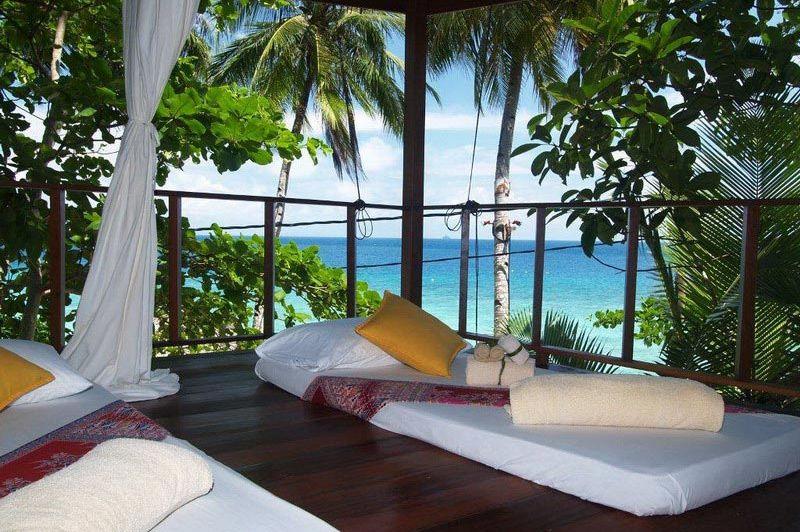 spa - Japamala Resort - Tioman Island - Maleisië
