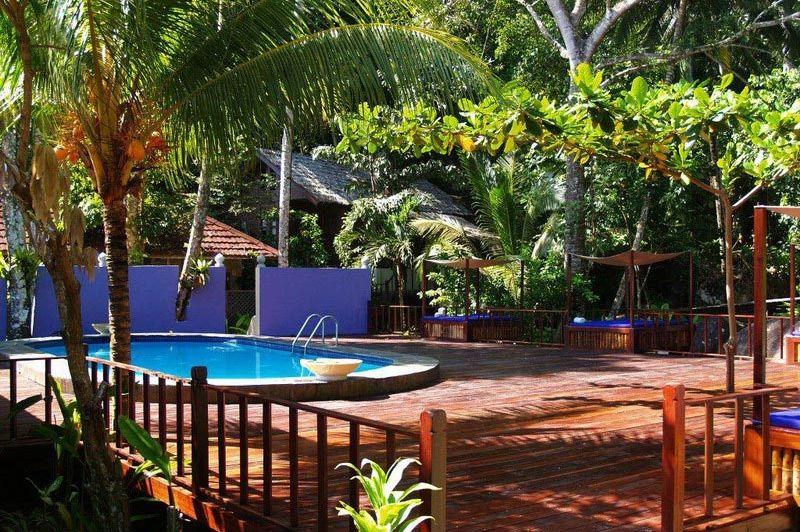 zwembad - Japamala Resort - Tioman Island - Maleisië