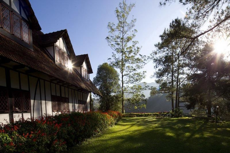 tuin - The Lakehouse - Cameron Highlands - Maleisië