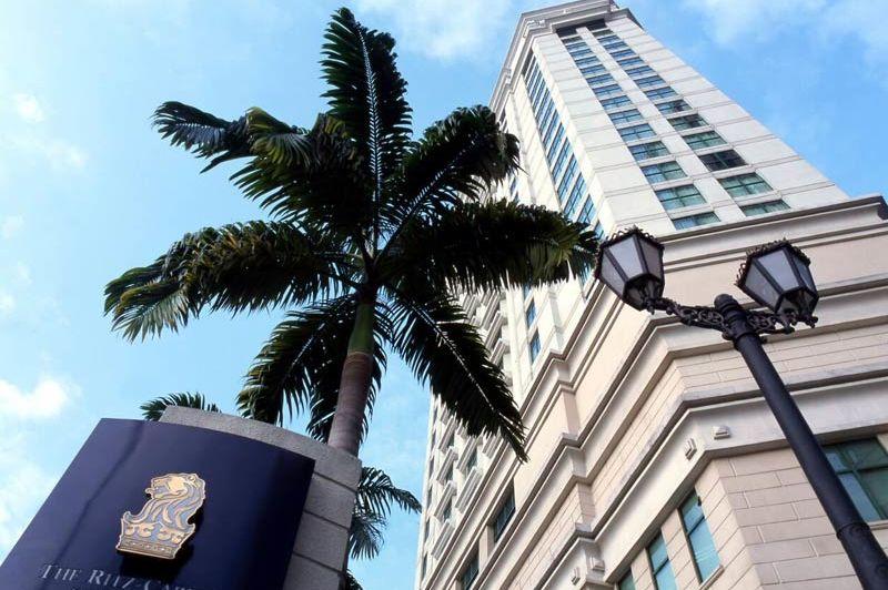 - foto: Ritz-Carlton Kuala Lumpur