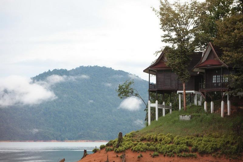 chalet - Lake Kenyir Resort & Spa - Lake Kenyir - Maleisië
