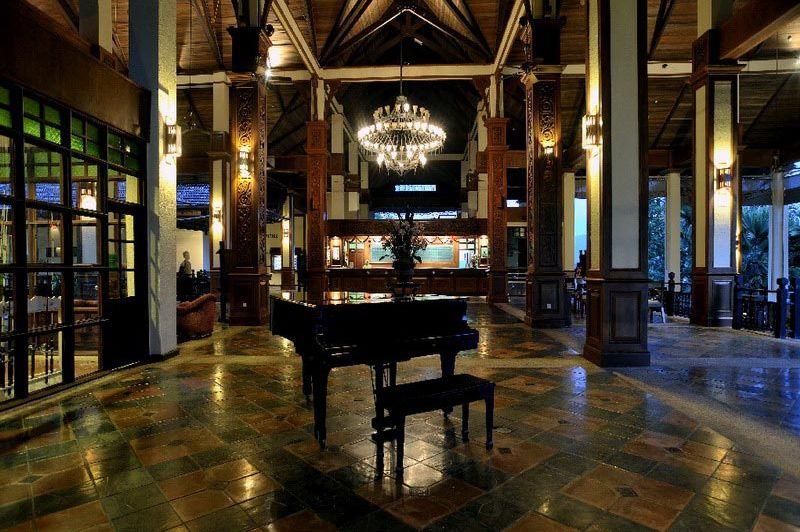 lobby - Lake Kenyir Resort & Spa - Lake Kenyir - Maleisië