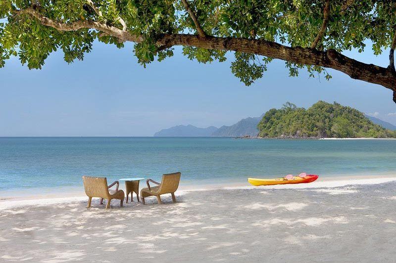 strand - The Andaman - Langkawi - Maleisië