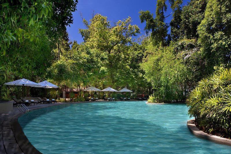 zwembad - The Andaman - Langkawi - Maleisië