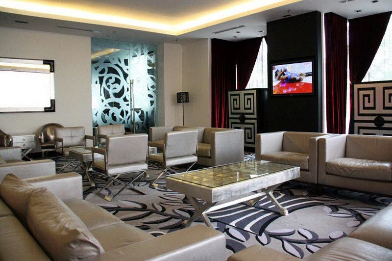 lounge - The Palace Hotel - Kota Kinabalu - Maleisië