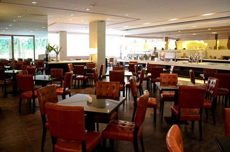 restaurant - The Palace Hotel - Kota Kinabalu - Maleisië