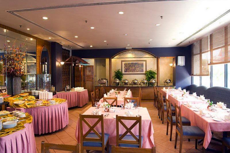 restaurant - Harbour View - Kuching - Maleisië