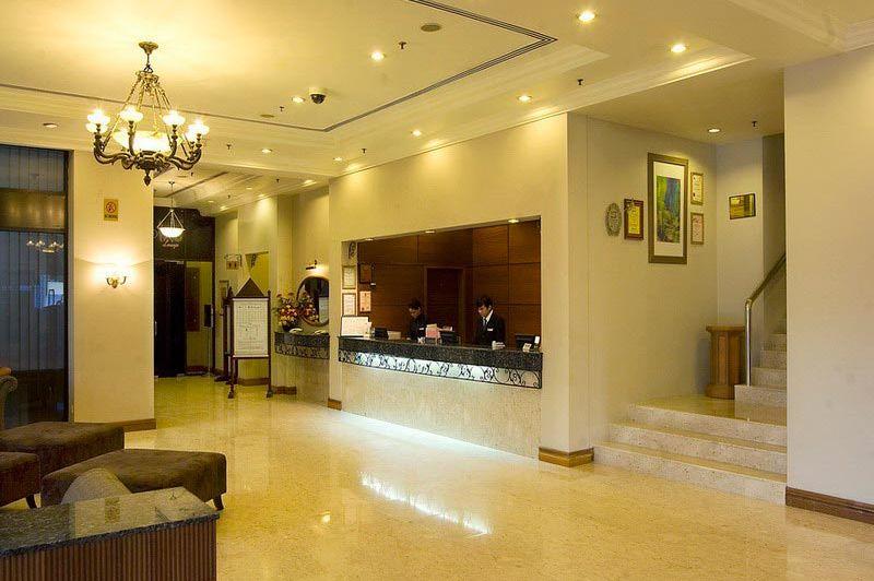 lobby - Harbour View - Kuching - Maleisië
