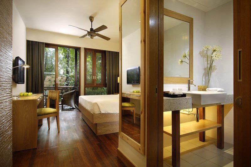 chalet badkamer - Berjaya Langkawi - Maleisië