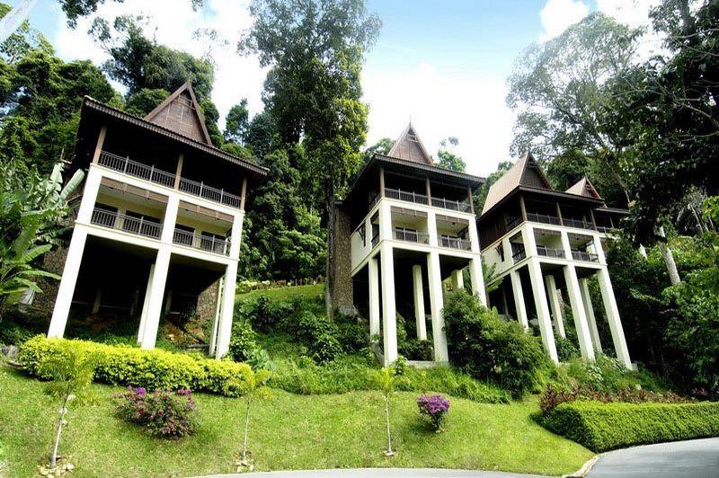 chalet - Berjaya Langkawi - Maleisië