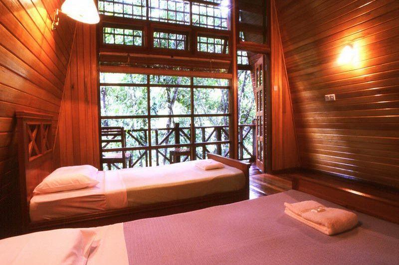 River Lodge kamer - Tabin Wildlife Resort - Maleisië