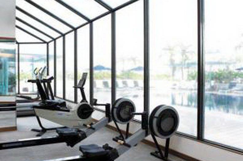 Gym Traders Hotel - Penang - Maleisië