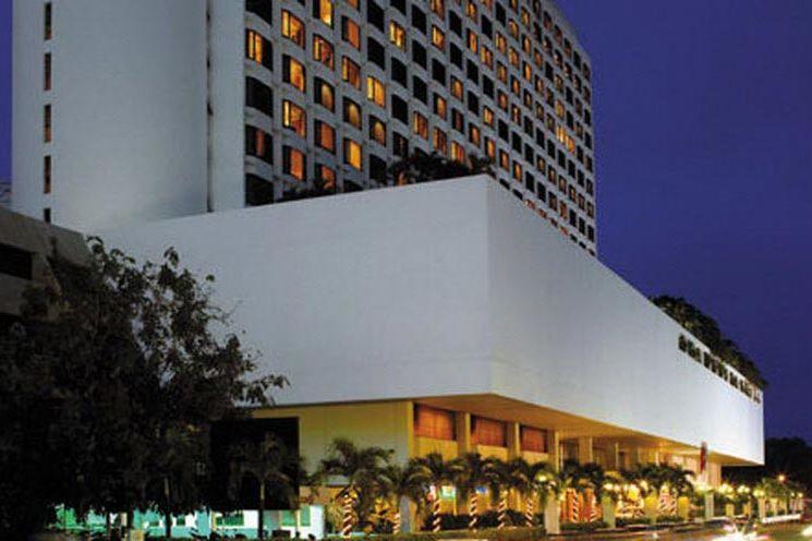 voorkant Traders Hotel - Penang - Maleisië