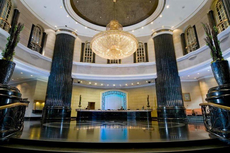Main Lobby west Wing Renaissance Hotel - Kuala Lumpur - Maleisië