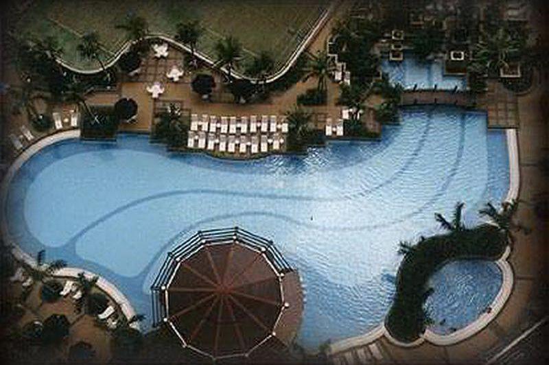 pool Renaissance Hotel - Kuala Lumpur - Maleisië