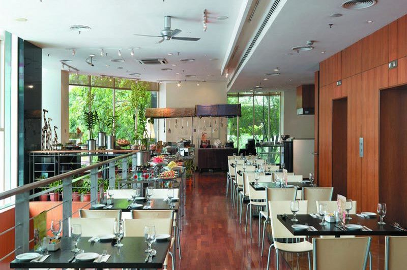 restaurant Capitol Hotel Kuala Lumpur - Capitol Hotel - Maleisië