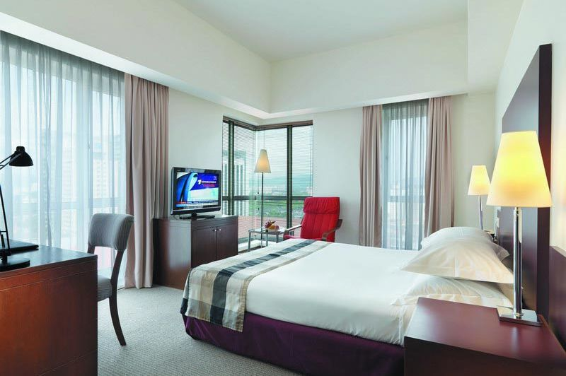 deluxe kamer Capitol Hotel Kuala Lumpur - Capitol Hotel - Maleisië
