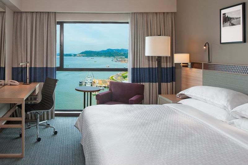 deluxe Sea View kamer in Four Points by Sheraton Sandakan - Four Points by Sheraton Sandakan - Maleisië