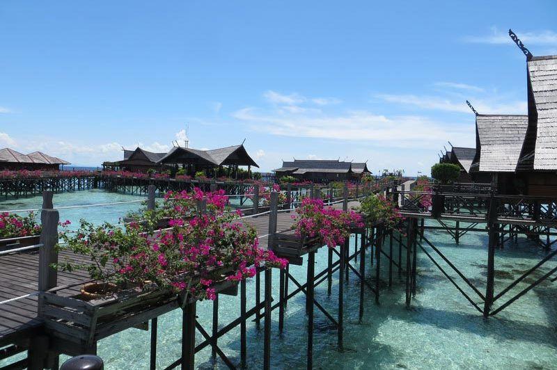 chalets Sipadan Kapalai Dive Resort - Sipadan Kapalai Dive Resort - Maleisië