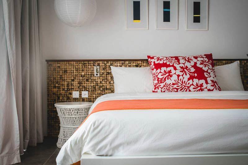 Mystik Life Style Hotel, slaapkamer - Mystik Life Style Hotel - Mauritius - foto: Mystik Life Style Hotel