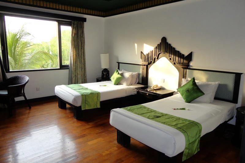 kamer Amazing Bagan Resort - Amazing Bagan Resort - Myanmar - foto: Floor Ebbers
