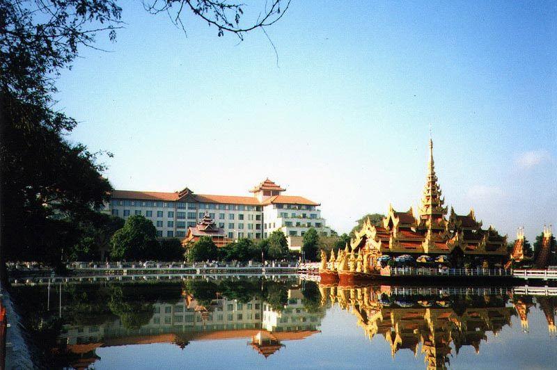 achteraanzicht - Sedona Mandalay - Mandalay - Myanmar