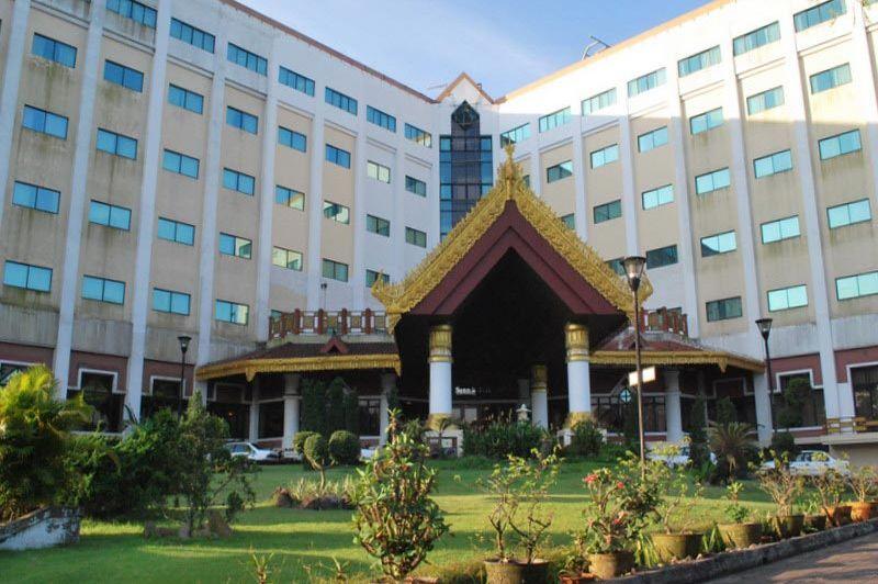 vooraanzicht - Summit Parkview hotel - Yangon - Myanmar