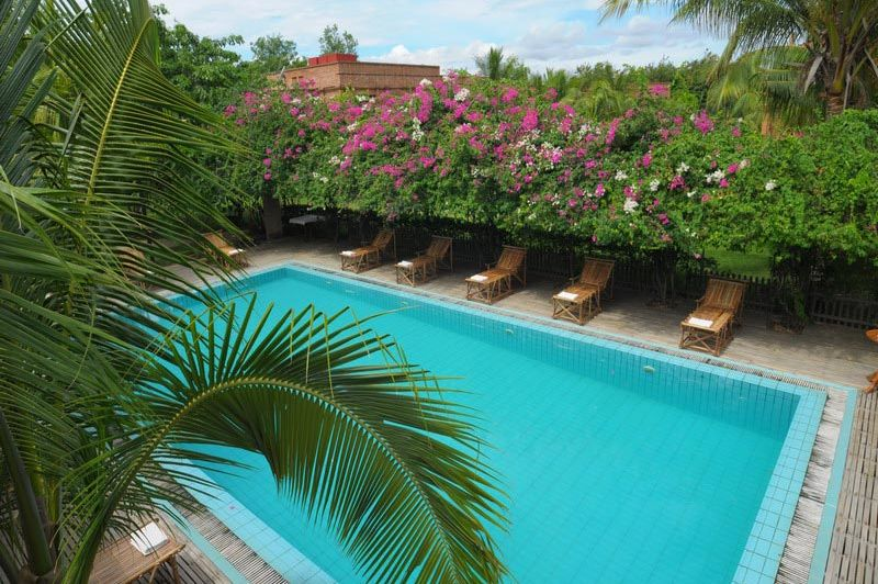 kamer - Thazin Garden hotel - Bagan - Myanmar