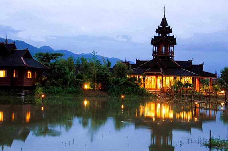 resort - Inle Resort - Inle Lake - Myanmar