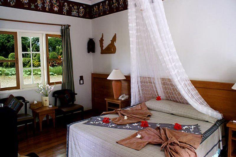 kamer - Inle Resort - Inle Lake - Myanmar