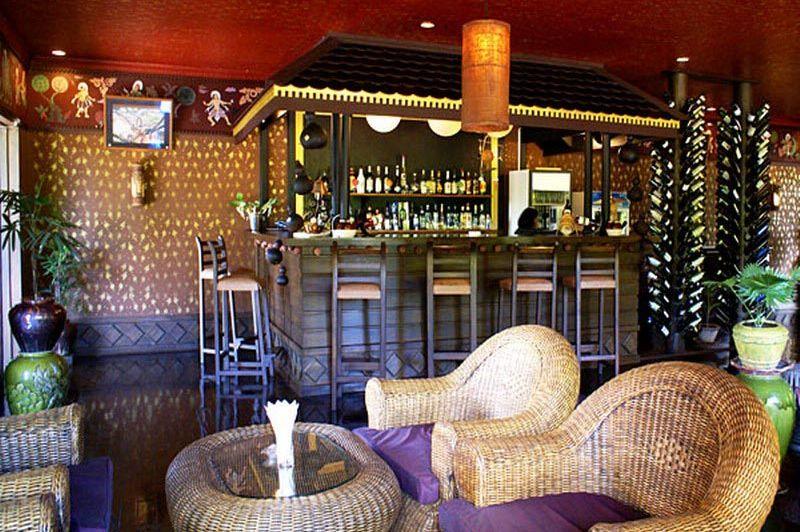 bar - Inle Resort - Inle Lake - Myanmar