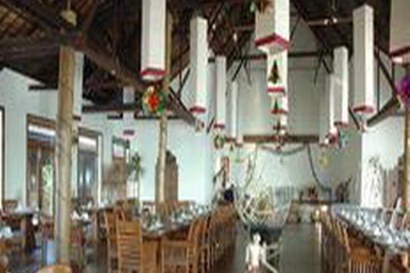 restaurant - Myanmar Treasure Resort Inle Lake - Inle Lake - Myanmar