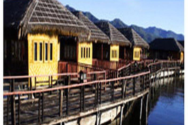 vooraanzicht - Paradise Inle Resort - Inle Lake - Myanmar