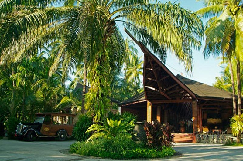 vooraanzicht - Amata Resort - Ngapali Beach - Myanmar