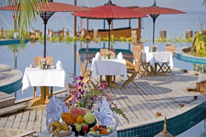 restaurant - Aureum Resort & Spa - Ngapali Beach - Myanmar